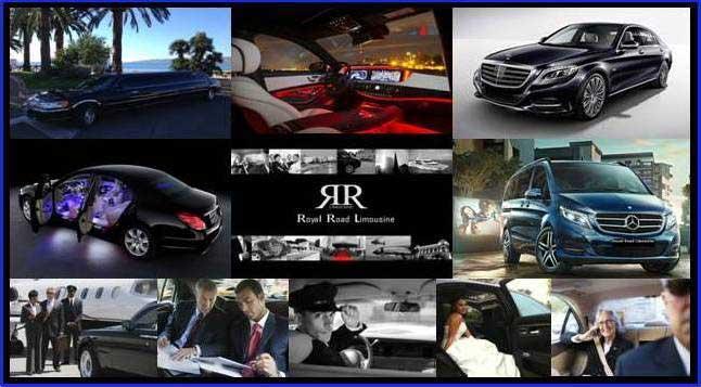 voiture de luxe avec chauffeur